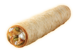 Crisp Chicken Burrito